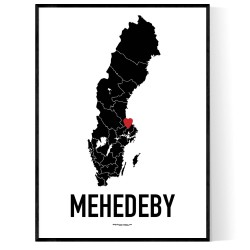 Mehedeby Heart