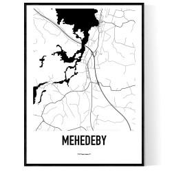 Mehedeby Karta