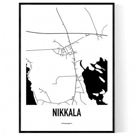 Nikkala Karta