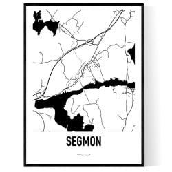 Segmon Karta