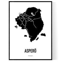Asperö Karta 2