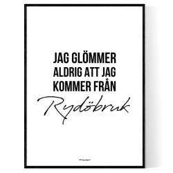 Från Rydöbruk