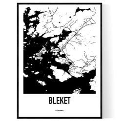 Bleket Karta