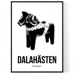 Dalahästen Poster