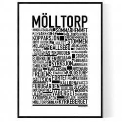 Mölltorp Poster