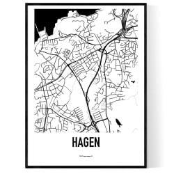 Hagen Karta