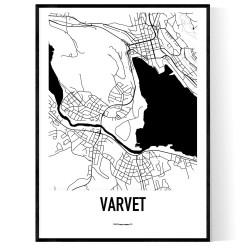 Varvet Karta