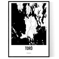 Torö Karta