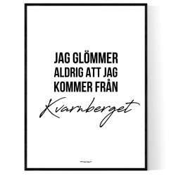 Från Kvarnberget