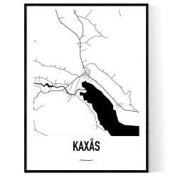Kaxås Karta
