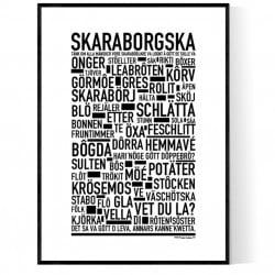 Skaraborgska Poster