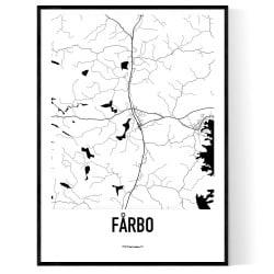 Fårbo Karta