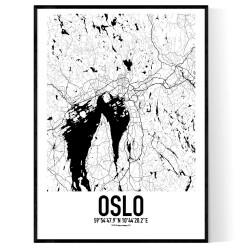 Oslo Karta 2 Poster
