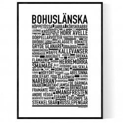 Bohusländska Poster