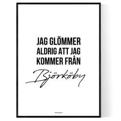 Från Björköby