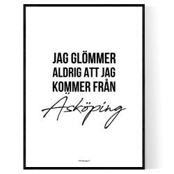 Från Åsköping