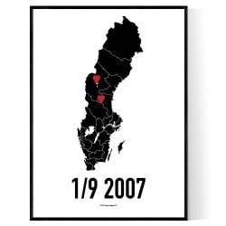 1/9 2007 Heart Poster