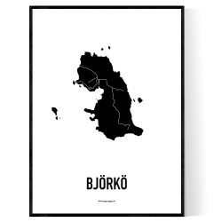 Björkö Karta 2