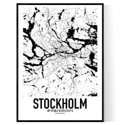Stockholm Karta 2