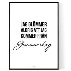 Från Gunnarskog