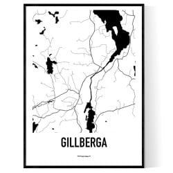 Gillberga Karta