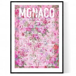 Monaco Flower Exclusive
