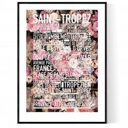 St Tropez Flowers Exclusive