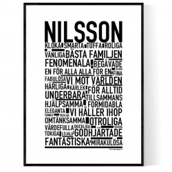 Nilsson Poster