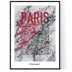 Paris Exclusive Poster
