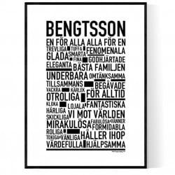 Bengtsson Poster