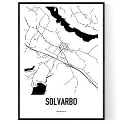 Solvarbo Karta