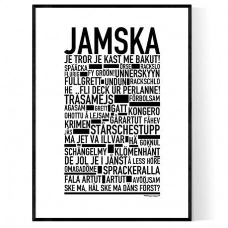 Jamska Poster