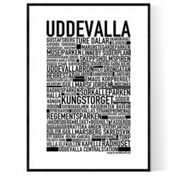 Uddevalla Poster