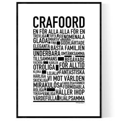 Crafoord Poster