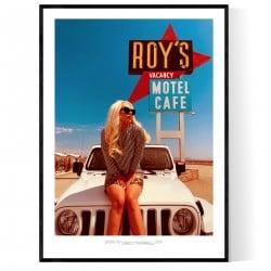 Roy's Motel Poster