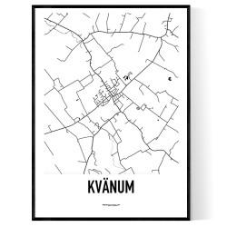 Kvänum Karta 2