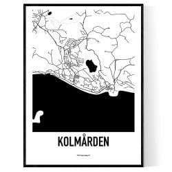Kolmården Karta