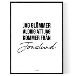 Från Jonslund