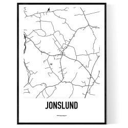 Jonslund Karta