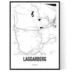 Laggarberg Karta