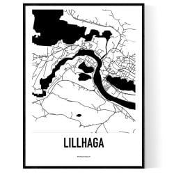 Lillhaga Karta