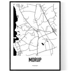 Morup Karta