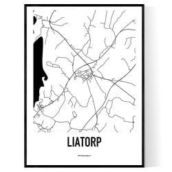 Liatorp Karta