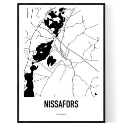 Nissafors Karta