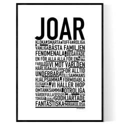 Joar Poster
