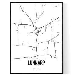 Lunnarp Karta