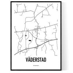 Väderstad Karta
