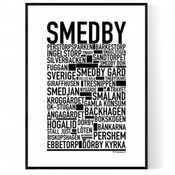 Smedby Poster