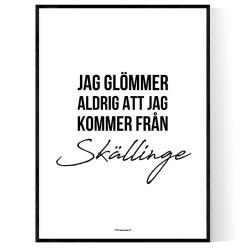 Från Skällinge