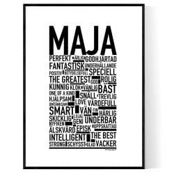 Maja Poster